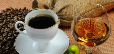 Blaasontsteking alcohol koffie